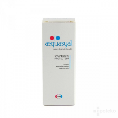 AEQUASYAL SPRAY BUCCAL FLACON 40ML