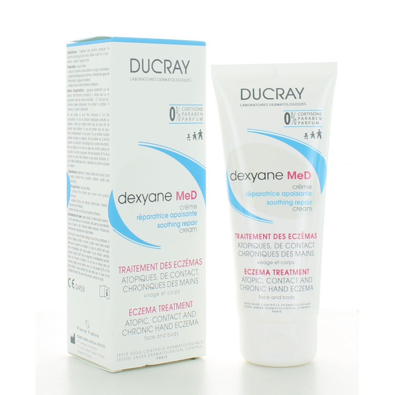 Dexyane MeD Crème Ducray 100 ml