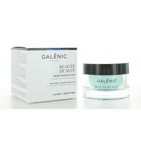 Gelée Chrono-active Beauté de Nuit Galénic 50 ml
