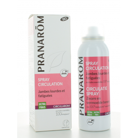 Spray Circulation Bio Pranarôm 100 ml