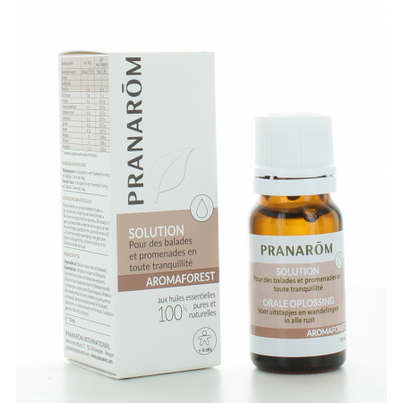 Solution Aromaforest Pranarôm 10 ml