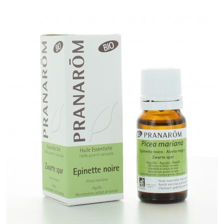 Huile Essentielle d'Epinette noire Bio Pranarôm 10 ml