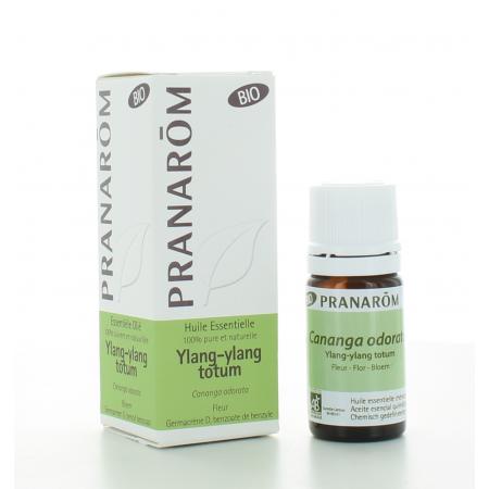 Pranarôm Huile Essentielle Ylang-Ylang Totum Bio 10ml