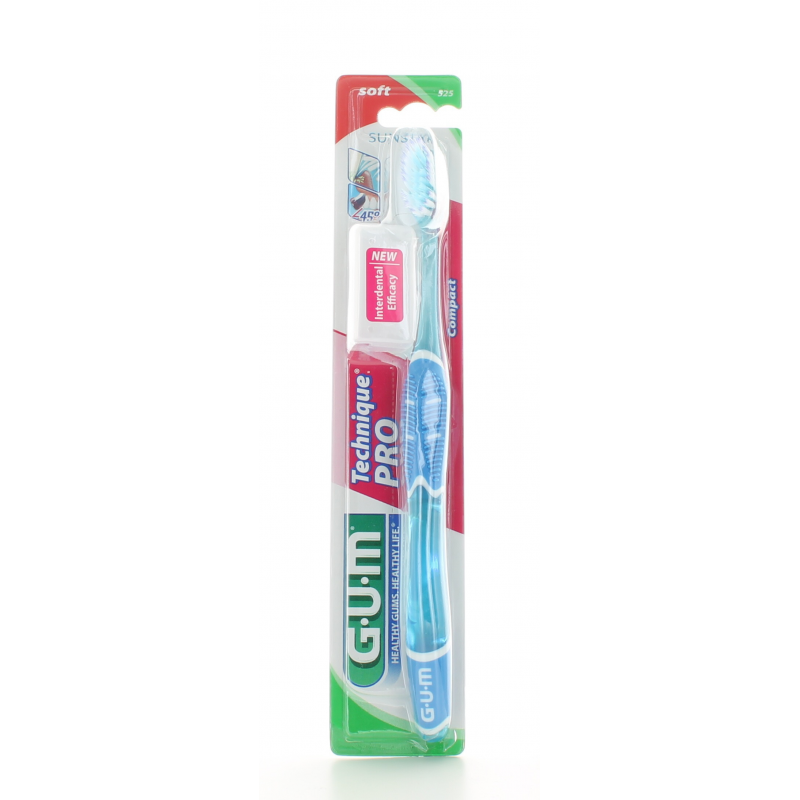 Brosse à Dents Souple GUM Technique Pro 525 Sunstar