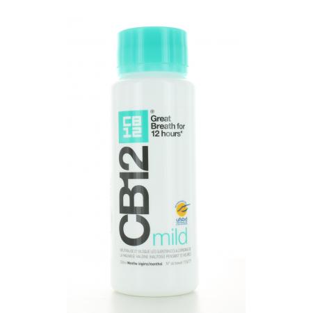 CB12 Mild Menthe Légère 250 ml