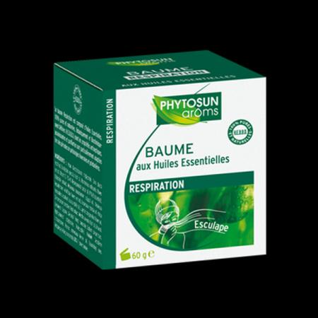 Baume Hiver Eucalyptus Phytosun Aroms 60 g