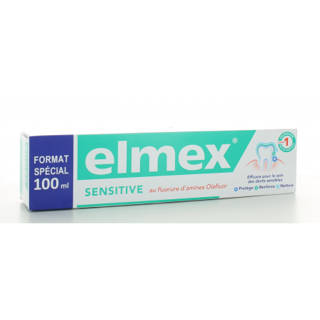 Dentifrice Elmex Sensitive 100 ml