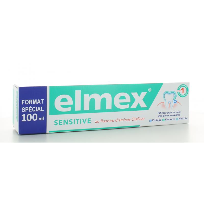 Dentifrice Elmex Sensitive 100 ml
