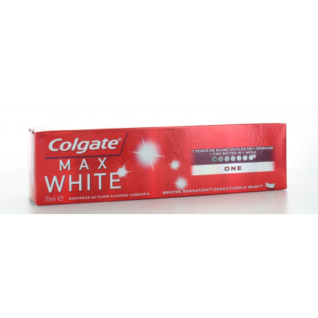 Dentifrice Colgate Max White One 75 ml