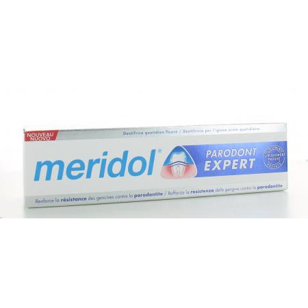 Dentifrice Meridol Parondont Expert 75 ml