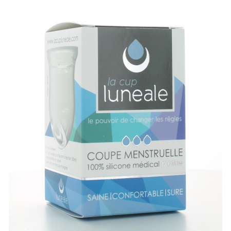 Coupe Menstruelle Luneale 30 ml