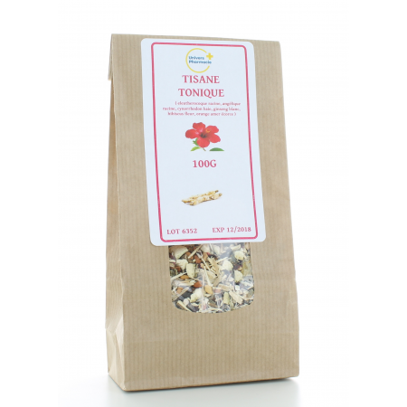 Tisane Tonique Univers 100g
