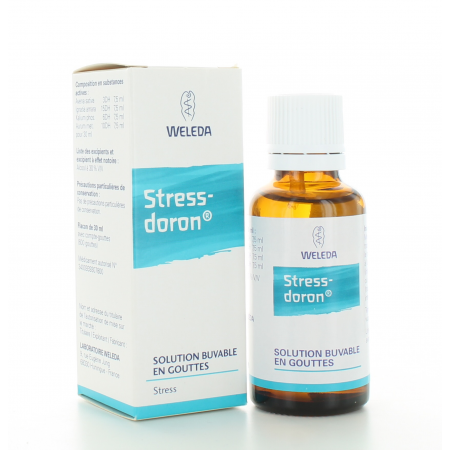 Stress-doron Weleda 30 ml