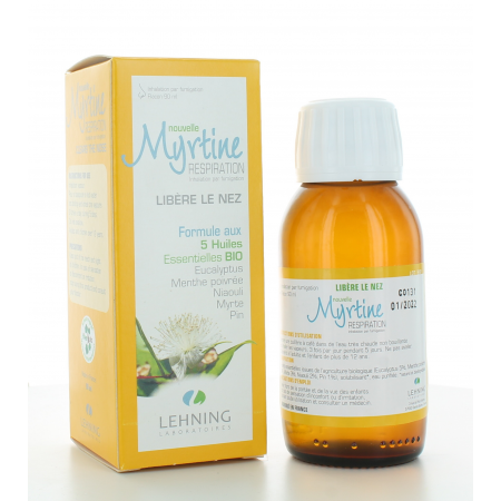 Myrtine Respiration Lehning 90 ml