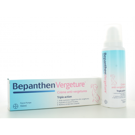 Crème Anti-vergetures Bepanthen Vergeture 150 ml