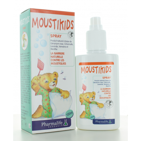 MoustiKids Spray 100 ml