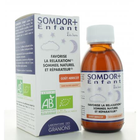 Somdor+ Enfant 125 ml