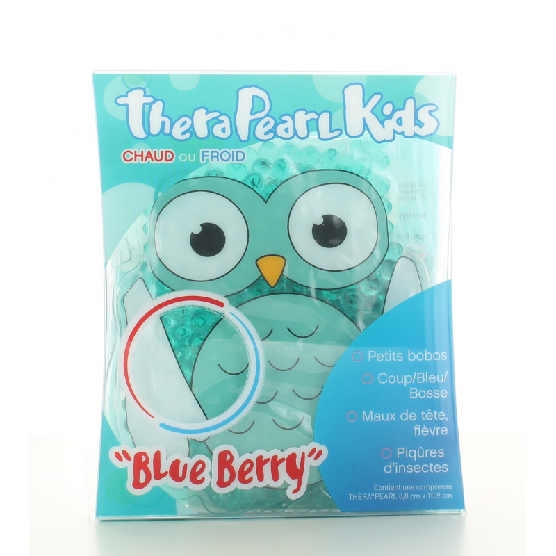 Compresse Chaud-Froid TheraPearl Kids Blue Berry