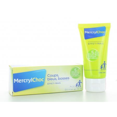 MercrylChoc 50 ml