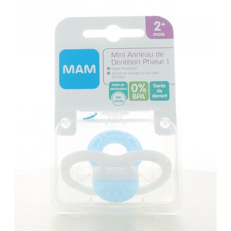 Mini Anneau de Dentition 2M+ Mam