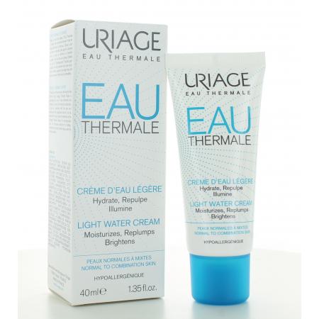 Uriage Eau Thermale Crème d'Eau Légère 40ml